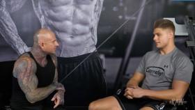 Raw 2.0 with Dr. Jim Stoppani: Connor Davis Video Thumbnail