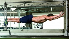 Instant Muscle: Power Up with the Superman Pushup thumbnail