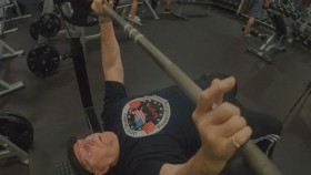 87-Year-Old Power Lifter Ted Lindberg Breaks World Records thumbnail