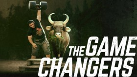 The-Game-Changers-Movie-Strong-Man-Bull-Eating-Grass. thumbnail