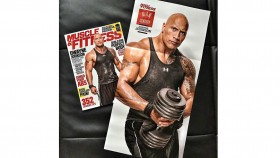 On Stands Now: The Rock's Biggest M&F Issue of All Time thumbnail