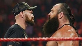 Tyson Fury and Braun Strowman Get into Insane Fight on WWE Raw thumbnail