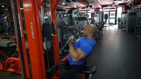 Victor Martinez Back Workout thumbnail
