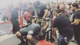 Julius Maddox Breaks Raw Bench Press World Record, Again thumbnail