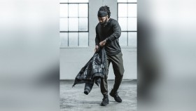 Man training in Lululemon x Roden Gray collection thumbnail