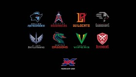 XFL Unveils its Team Names and Logos thumbnail