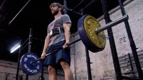 Zero Boundaries: Powerlifting Video Thumbnail