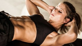 Woman With Abs thumbnail