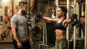 Alicia Vikander's 'Tomb Raider' Workout thumbnail