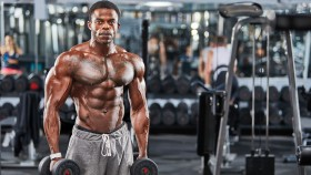 IFBB Pro League Men's Physique Competitor Andre Ferguson thumbnail