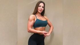 90 Day Fiancé Star Anfisa Nava Bodybuilding thumbnail