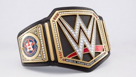 Houston Astros WWE Belt thumbnail
