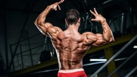 Man Flexing His Back thumbnail