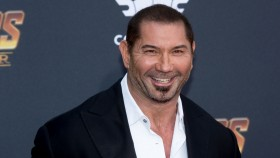 Dave Bautista attends the 'Avengers: Infinity War' World Premiere thumbnail
