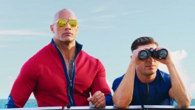 "The official red band trailer for ""Baywatch"". thumbnail"