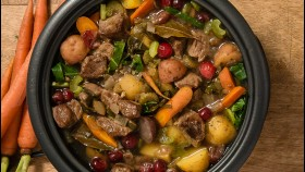 Cranberry Beef Stew thumbnail