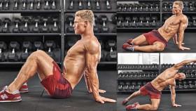 Man Stretching thumbnail