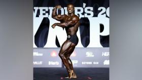 Breon Ansley - Classic Physique - 2018 Olympia thumbnail