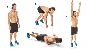 How to Do Burpees thumbnail