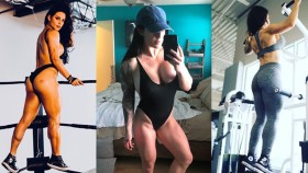 Gym Crush: Celeste Bonin thumbnail