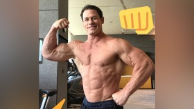 John Cena Is Crazy Ripped as He Teases the Reveal of His New Move at WWE Live Shanghai thumbnail