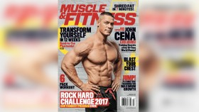 Get the March Issue of 'Muscle & Fitness' on Newsstands Now thumbnail