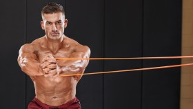 2 Time-Saving Resistance-Band Workouts You Can Do Anywhere thumbnail