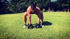 Chris Hemsworth Workout thumbnail