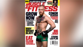 Get the November Issue of 'Muscle & Fitness' on Newsstands Now thumbnail