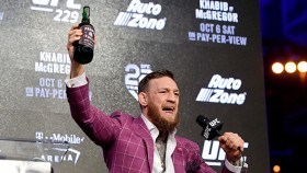 Someone is Selling Empty Bottles of Conor McGregor's Whisky on Ebay and they're actually making a profit. thumbnail