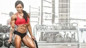 Cydney Gillon's Total-Body Workout  thumbnail