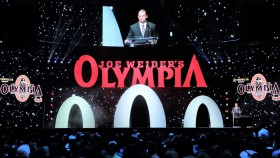 Olympia Boss Opens Up After Big Weekend thumbnail