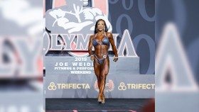 Darrian Borello - Fitness - 2019 Olympia thumbnail