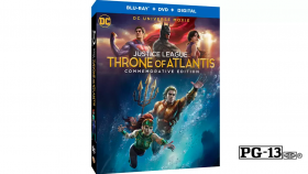 DCU Justice League: Throne of Atlantis Commemorative Edition thumbnail