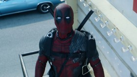 Ryan Reynolds como miniatura de Deadpool