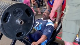Dexter Jackson Doesn't Mess Around on Leg Day thumbnail