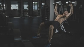 The Dumbbell-Only Upper Body Workout to Add More Muscle Up Top thumbnail