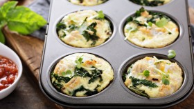 High protein egg muffins thumbnail