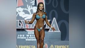 Elisa Pecini - Bikini - 2019 Olympia thumbnail