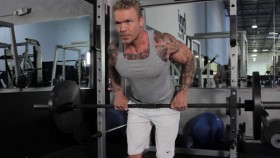 Back Workout - Dumbbell Row Video Thumbnail