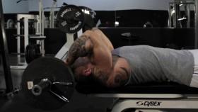 Triceps Workout - Skullcrusher Video Thumbnail