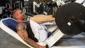 Quad Workouts - Leg Press Video Thumbnail