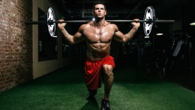 Expendables Workout - Walking Lunge Video Thumbnail