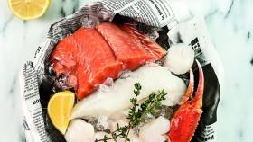 Miniaturas de 5 abundantes recetas de pescado salvaje de invierno