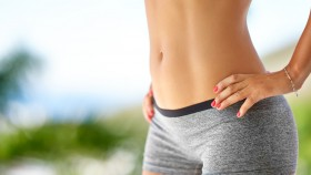 Woman With a Flat Stomach thumbnail