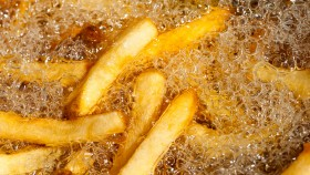 French Fries Frying thumbnail