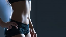 Girl With Flat Stomach thumbnail