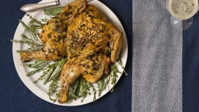 Fast Herb Roast Chicken thumbnail