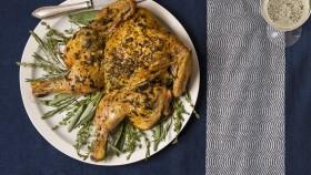 Fast Herb Roast Chicken thumbnail