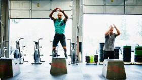 HIIT May Be the Key to Dropping Belly Fat and Building Lean Muscle thumbnail